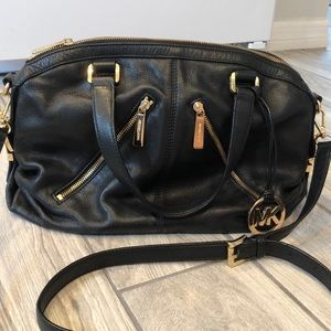 Michael Kors Classic Black Purse